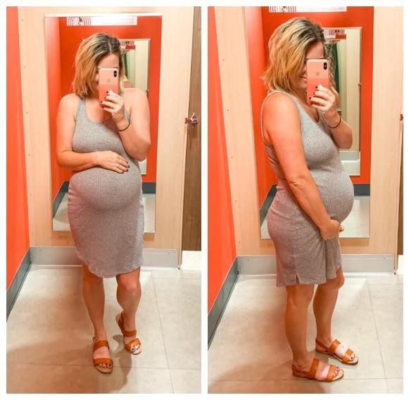 Target Try On: Summer Dresses / Women's Casual Fit Sleeveless Crewneck Rib Knit Shift Dress - A New Day™