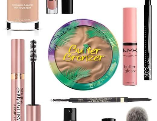 the best drug store makeup