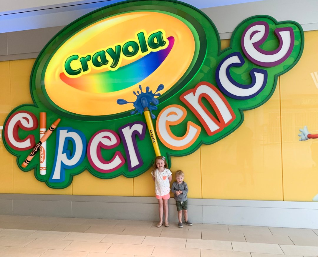 Crayola Experience at Mall of America