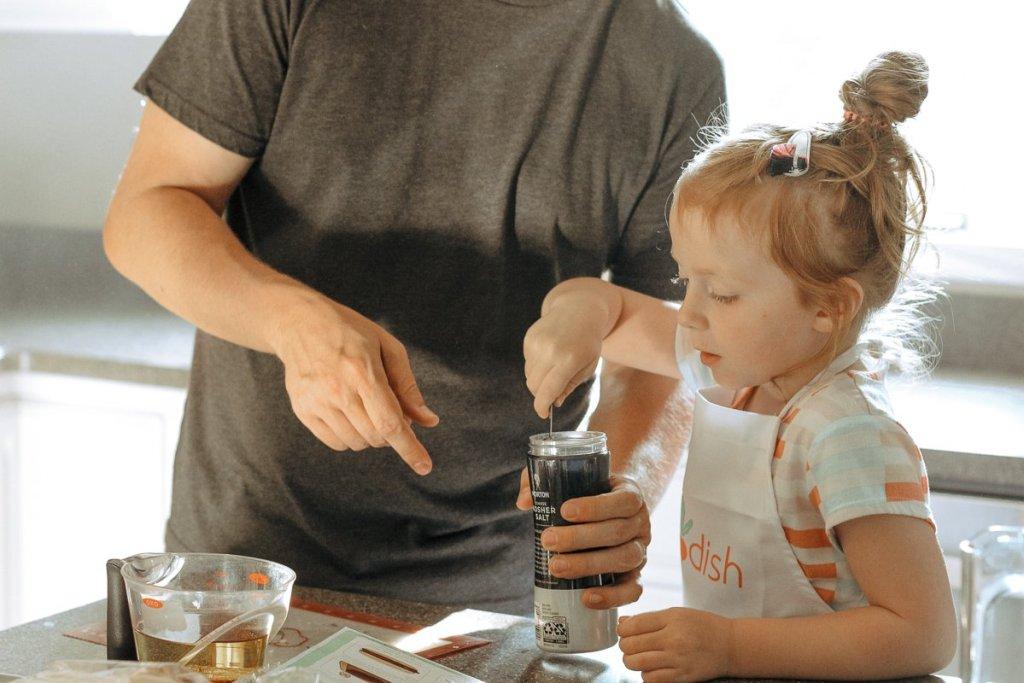 Blaire Measuring Salt