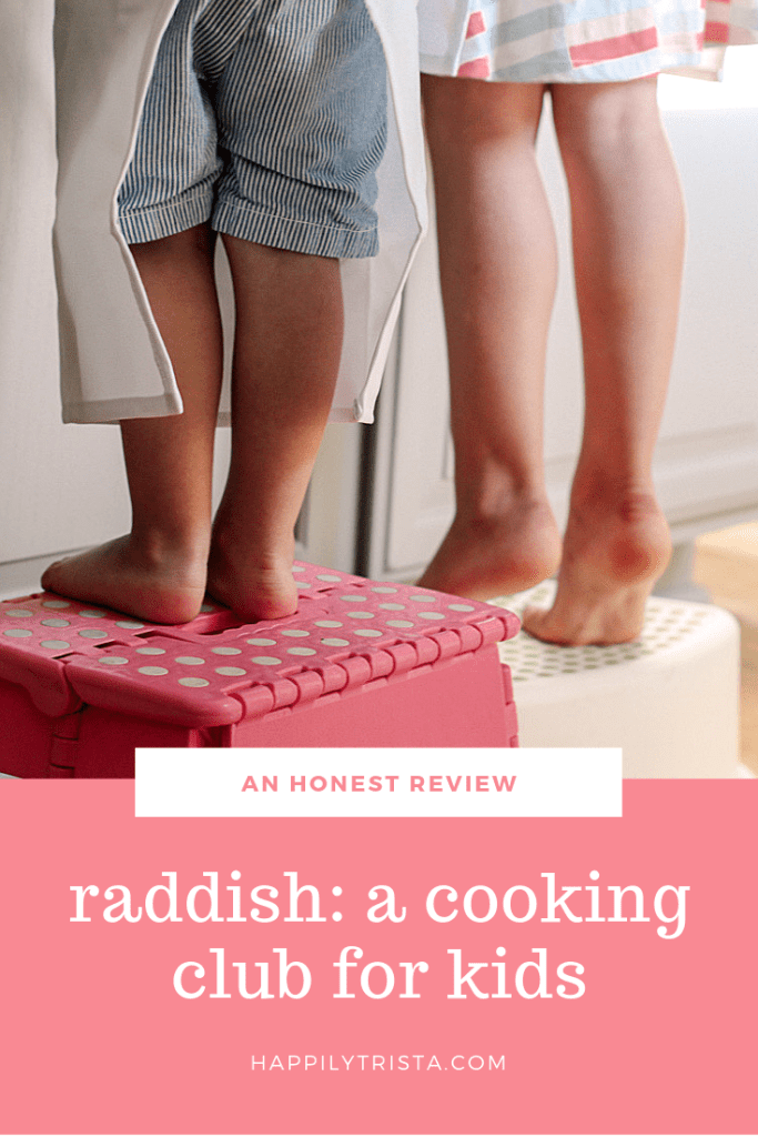 raddish: a cooking club for kids