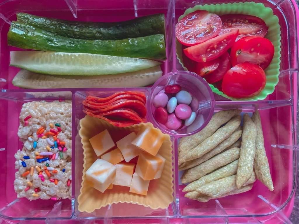 15 easy school lunch ideas