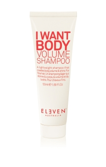 Eleven I Want Body Volume shampoo – 50ml