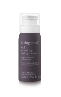 Living proof Curl Enhancing Styling mousse – 56ml
