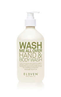 Eleven Wash Me All Over Hand & Body wash – 500ml