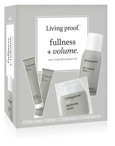 Living proof Fullness + Volume travel kit