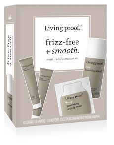 Living proof Frizz-free + Smooth travel kit