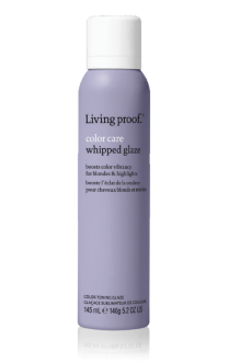 Living proof Color Whipped Glaze light