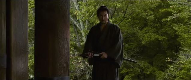 Hara-Kiri, mort d'un samouraï, Taka Miike (2011)
