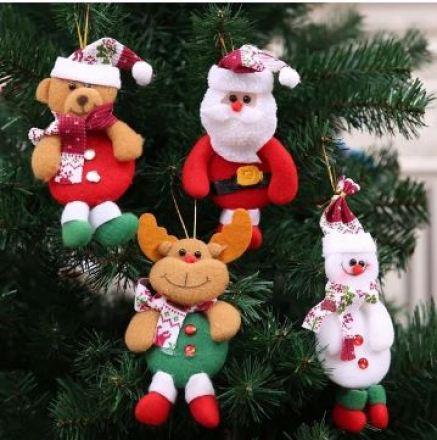 クリスマス オーナメント 3歳児