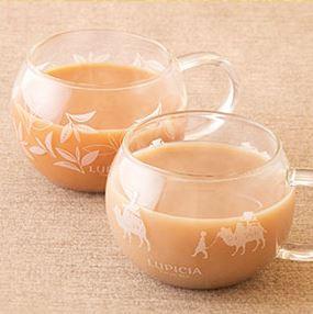 ルピシア 茶こしマグ