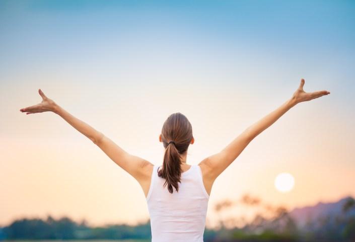 Aktiviere dein inneres Glück und leuchte!