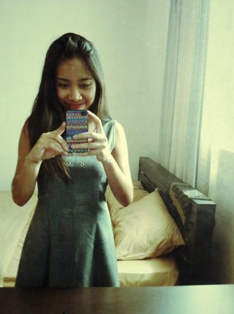 Gray Knee - length Dress for $11.25