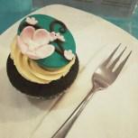 Chocolate Cake with Vanilla Cream Cheese - Bloom Cafe