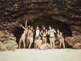 The cave models!