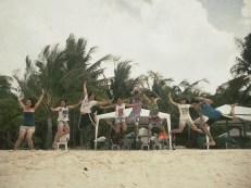 Jumpshot at Palawan