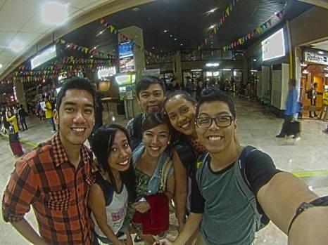 Touchdown Cebu!