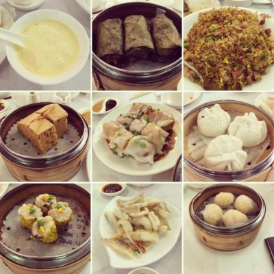 Some dumplings there too..