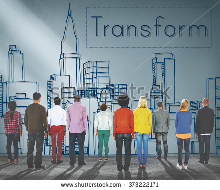 Transform - Let's change for good.