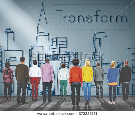 Transform - Let's change for good.