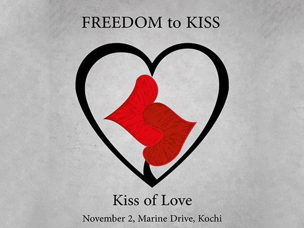 K for Kiss of Love #AtoZChallenge