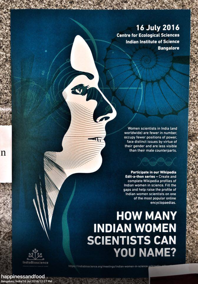 Indian women in Science