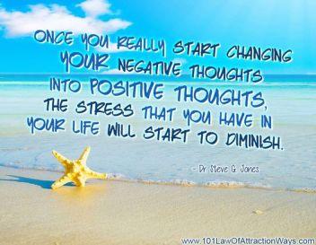 Changing Negative Thinking