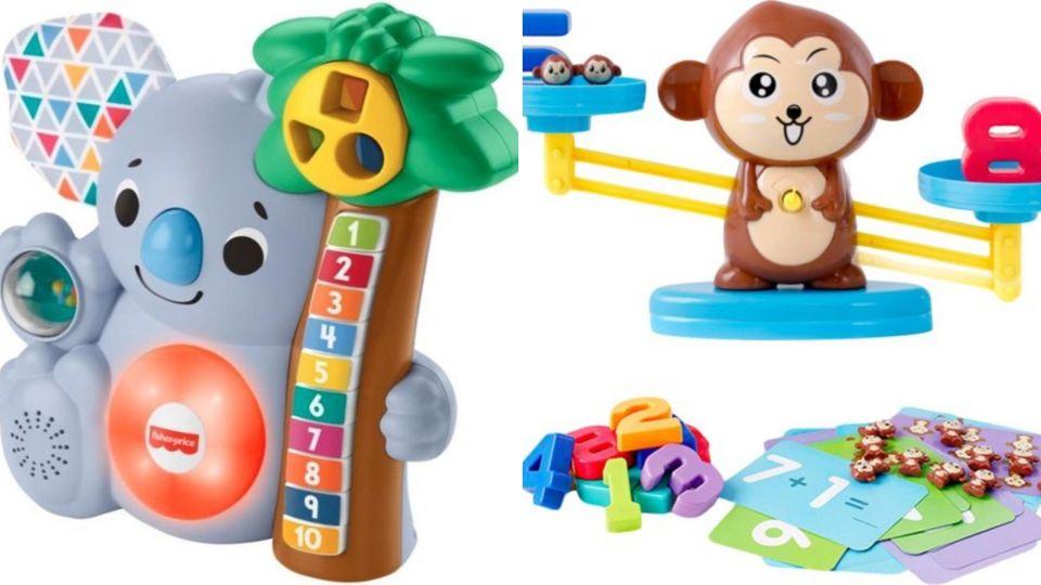 Leren tellen, hoe en wanneer met je kindje mee bezig 3&4 Jaar