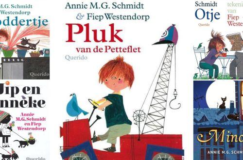 Annie M.G. Schmidt boeken