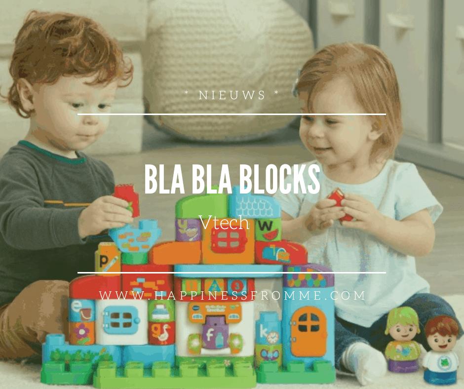 Bla Bla Blocks, pratende blokken; het moet niet gekker worden!
