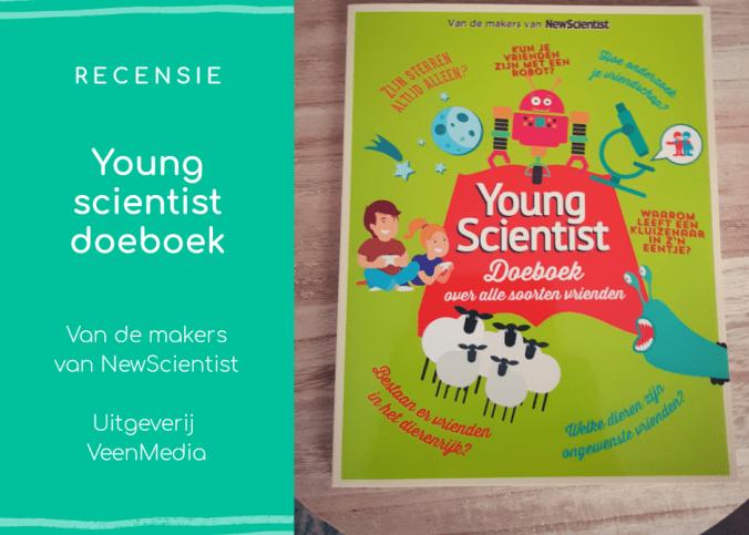 Young Scientist doeboek