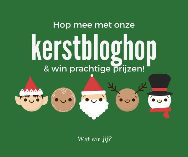 Kerst Bloghop 2018! [+Win!] [Gesloten!]
