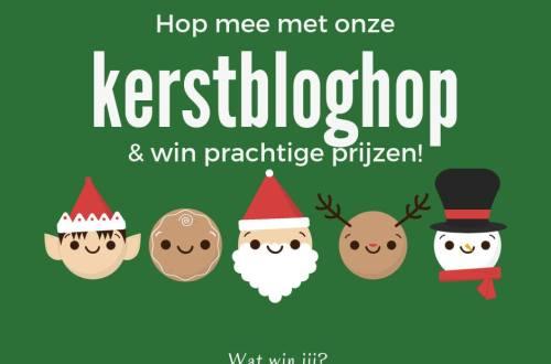Kerst Bloghop