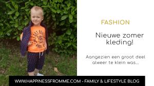 Kinderkleding zomer 2019 ; onze favorieten!
