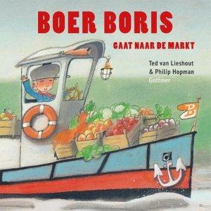 Boer Boris naar de markt