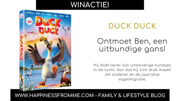 Film || Duck Duck [+Win!] [Gesloten]