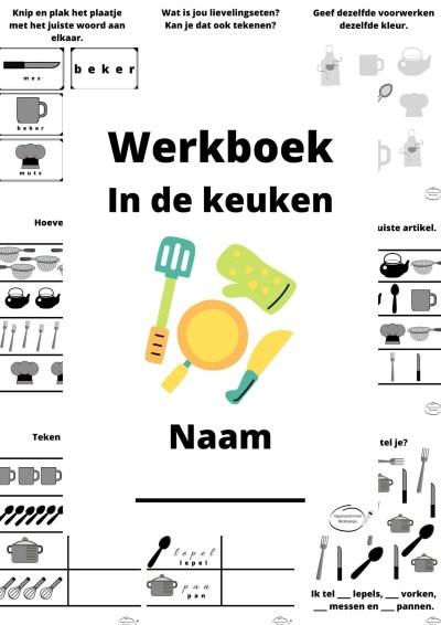 Werkboek In de keuken
