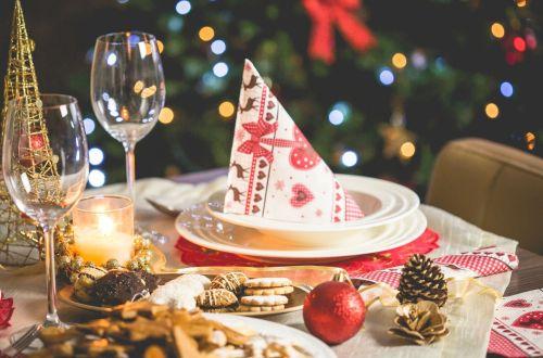 Kerstdiner, wat staat er op het menu