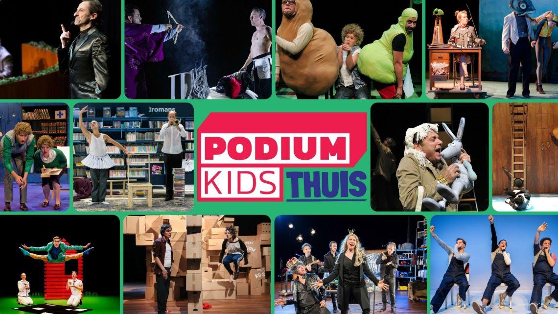 Podium Kids Thuis