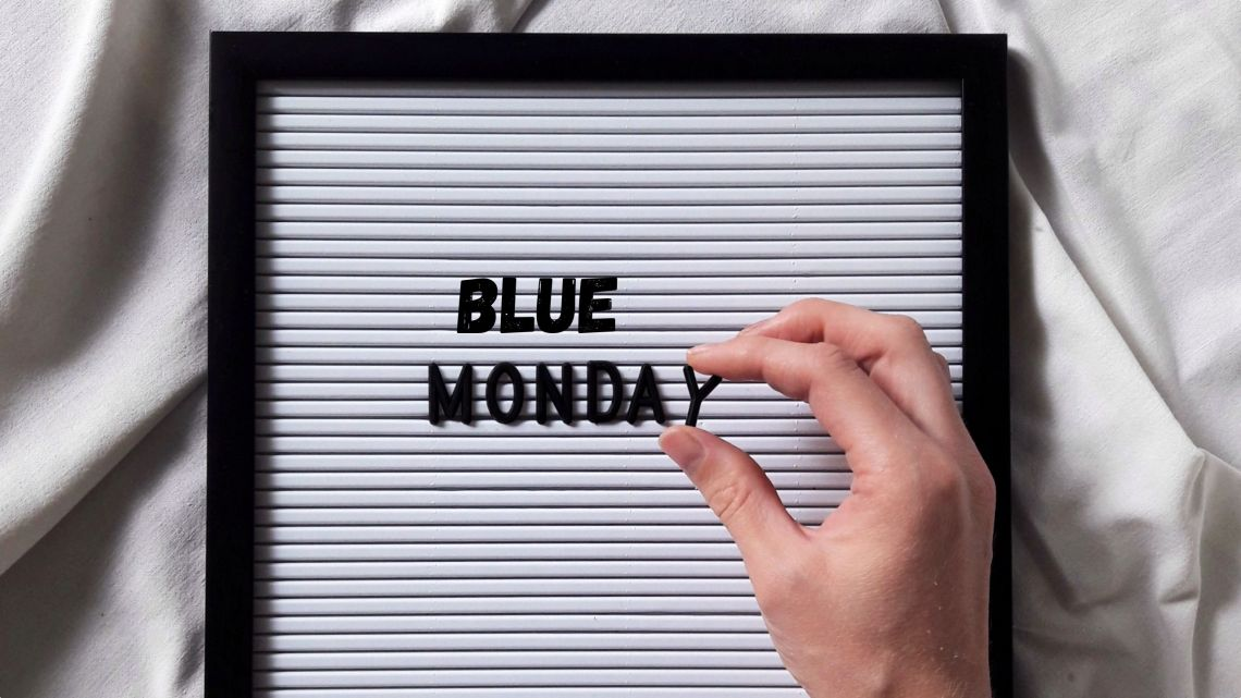 Hoe overleef je Blue Monday