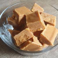 Karamel snoepjes zonder chocolade, het is gelukt!