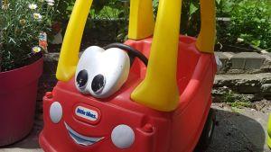 buitenspeelgoed op wielen
