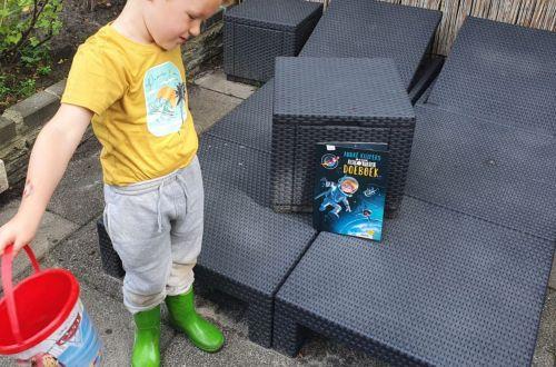 André Kuipers en de kleine astronauten - Doeboek!