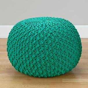 pull-up-a-pouf-green-knit