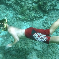 What happened to the underwater world of Gili Air?