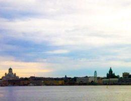 Digitale Nomaden in Helsinki