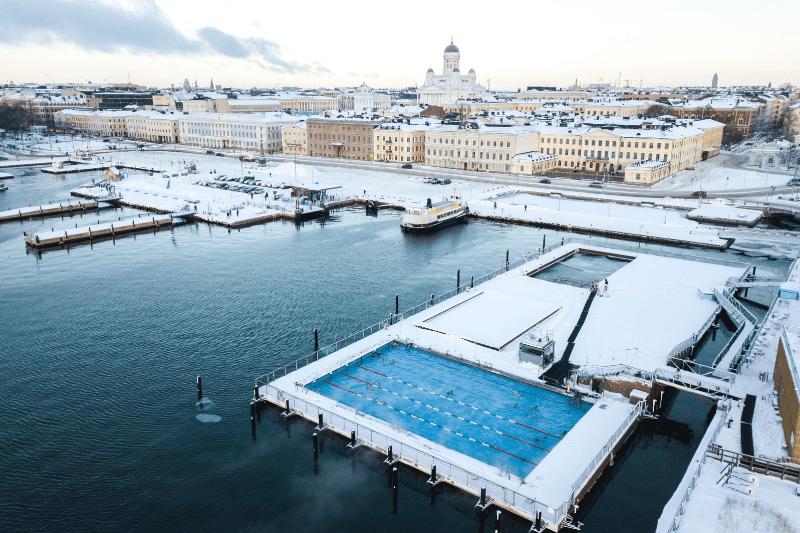 Outdoor Sport in Helsinki