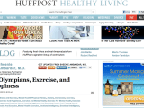 Dr. Ambardar on The Huffington Post: On Olympians, Exercise, and Happiness, 5/20/2013