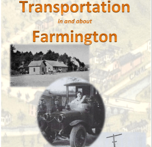Cover, Transportation In And About Farmington by Lisa Mausol