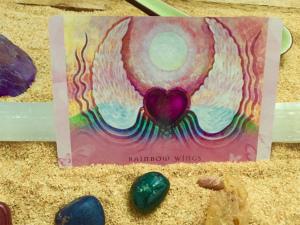 Oracle_card_rainbow_wings_morning_meditation